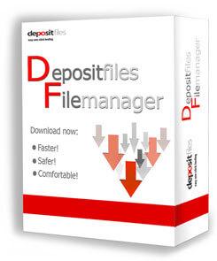 программа для закачки файлов с DepositFiles