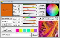 ColorMania — программа для определения цвета (бесплатно)