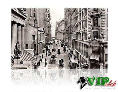 Банк Goldman Sachs на Уолл-Стрит