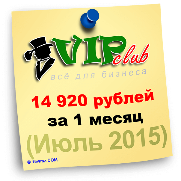 Итоги сайта Бизнес Клуб за июль 2015