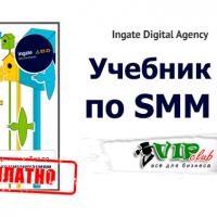 Учебник по SMM