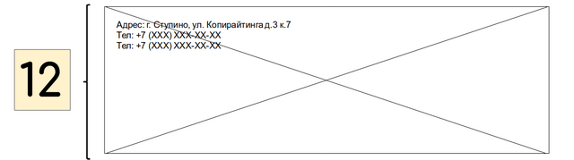Карта и контакты