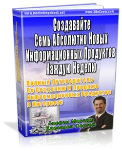 Создание и продажа информационных продуктов в Интернет (книга с правами перепродажи)
